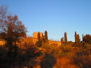 View of the Villa...
