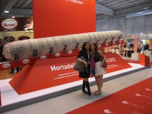 The World's Largest Mortadella